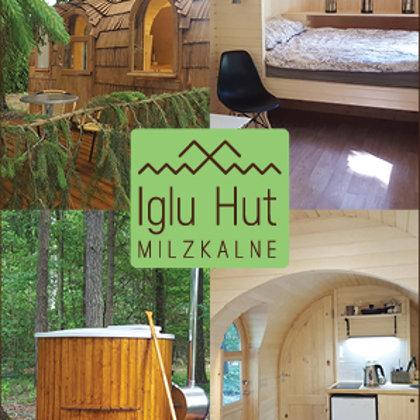 Iglu Hut Milzkalne